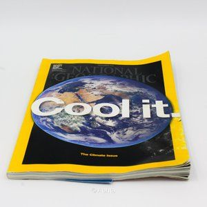 NATIONAL GEOGRAPHIC MAGAZINE - COOL IT
